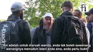 Video Non Muslim ingin tahu bertanya tentang hukum Islam MP3, 3GP, MP4, WEBM, AVI, FLV Desember 2018