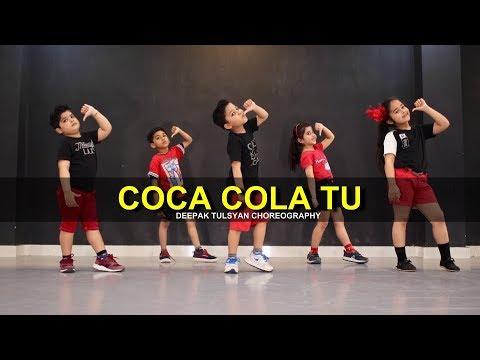 Coca Cola tu Dance   Cute Kids   Deepak Tulsyan Choreography   G M Dance   Tony kakkar