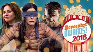 2018 Screenies Awards! - The Best & Worst in Movies & TV by Screen Junkies