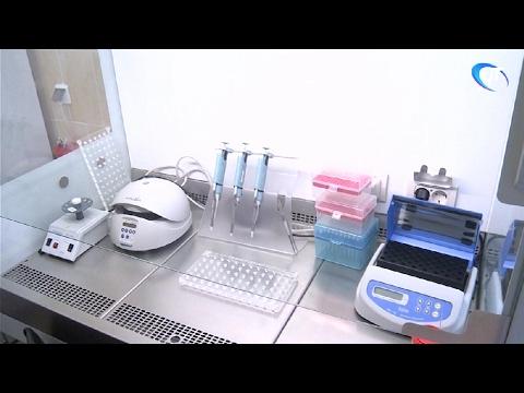 В новгородском центре фтизиопульмонологии открылась новая лаборатория