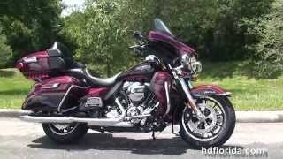 10. 2014 Harley Davidson Electra Glide Ultra Classic For Sale *