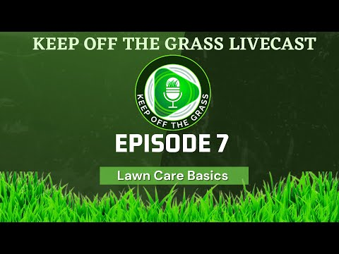 Episode 7 - Lawn Care Basics