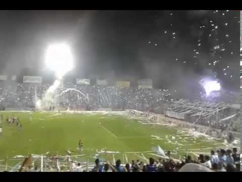 Gran Recibimiento Atlético Tucumán 5-0 Los Andes - La Inimitable - Atlético Tucumán