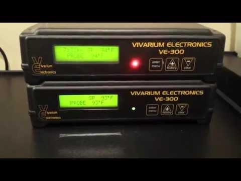 Vivarium Electronics VE-300 & VE-300X2 Review