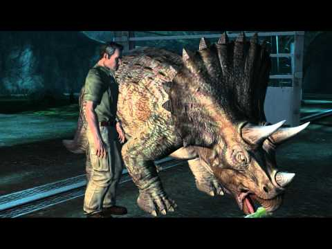 Jurassic Park: The Game Playthrough 1 - The Intruder