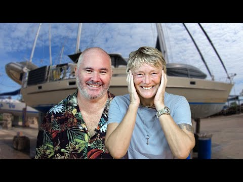 How to prepare your boat for haul out - Sailing boat maintenance Ep 240