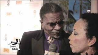 With Keith David At The 19th Pan African Film Festival