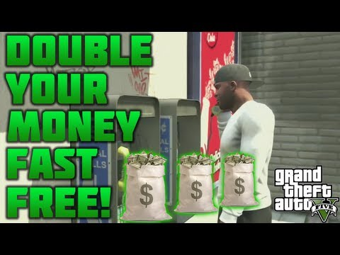 """GTA 5″ – ""HOW TO DOUBLE YOUR MONEY"" – How To Make Quick Easy Cash (""How To Make Easy Cash"") ""Money"""