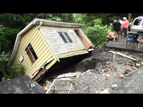 Death toll rises in West Virginia flooding