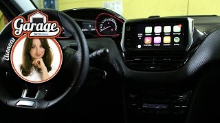 Peugeot 2008 | Come funziona l\'Apple CarPlay - Video Test