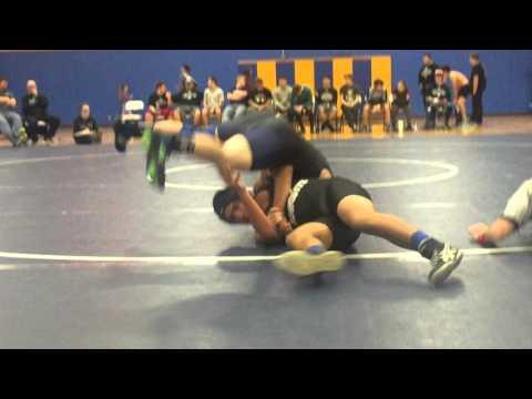 Wrestling Stanfield Duel