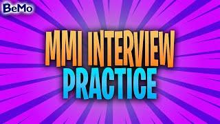 Sample MMI Question &  Answer - BeMo™