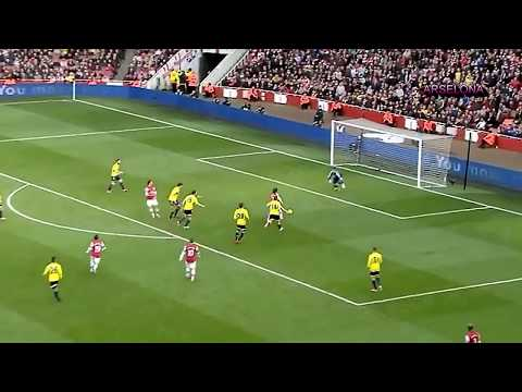 10 Beautiful Tiki Taka Goals From Arsenal And Barcelona