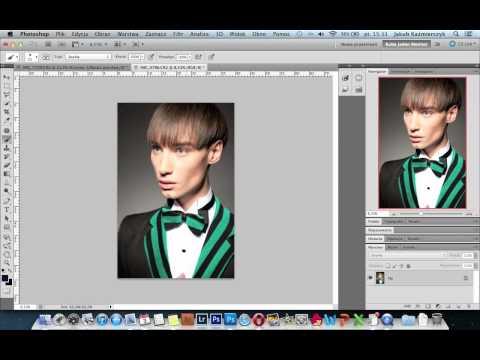 Efekt przygaszonego zdjęcia w Adobe Photoshop - poradnik wideo