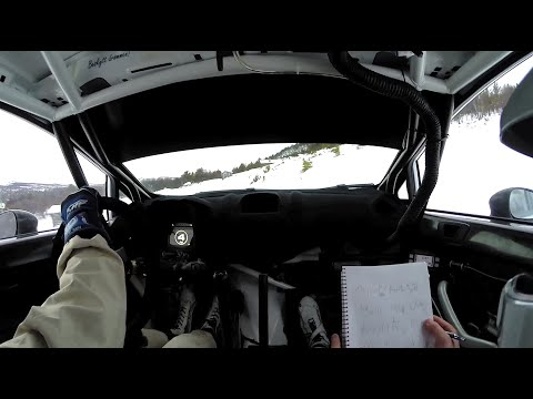 Rally Sweden Pre-Event Test 2015: MAX ATTACK by Larsen/Eriksen
