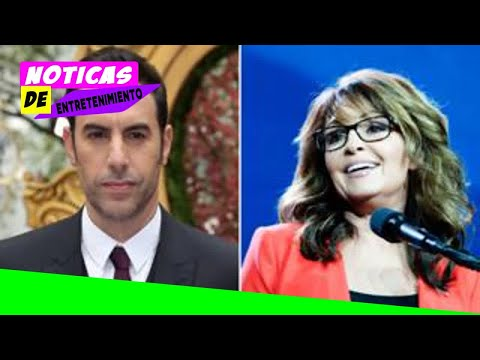 Sacha Baron Cohen 'dupes' Sarah Palin for new TV series