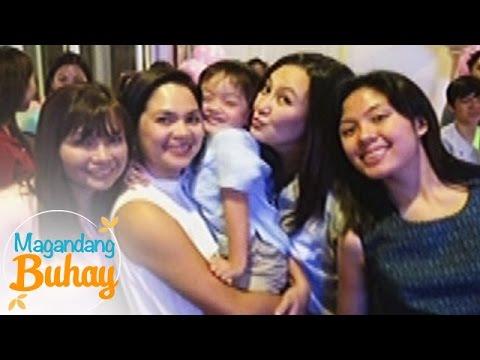 Magandang Buhay: Judy Ann's showbiz friends