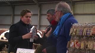 Zorgboederij de Veldmuis in Eemdijk houdt een Kerstmarkt