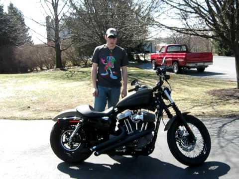 2008 Harley-Davidson Nightster XL1200N