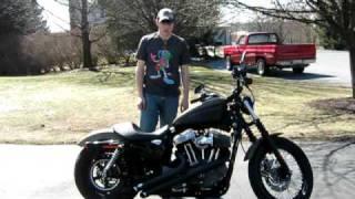 9. 2008 Harley-Davidson Nightster XL1200N