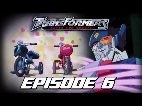 Transformers Super Car Robots - EP 6 - Side Burn's Obsession (RID Fan Edit)