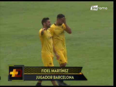 Barcelona se alista para juego ante Sporting Cristal