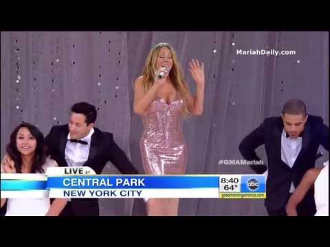 Video Mariah Carey - We Belong Together (Live On Good Morning America) download in MP3, 3GP, MP4, WEBM, AVI, FLV January 2017