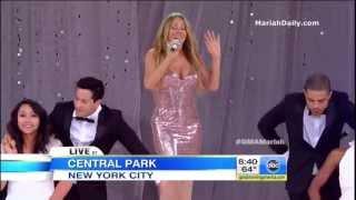 Mariah Carey - We Belong Together (Live On Good Morning America)