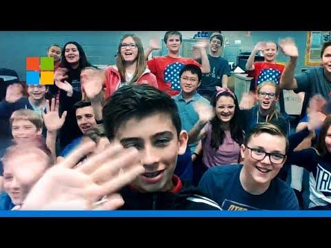 Skype-a-Thon 2017 Highlights