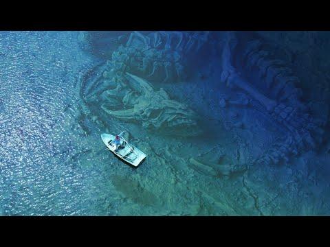 Cosas Mas Extrañas Descubiertas en el Fondo del Mar