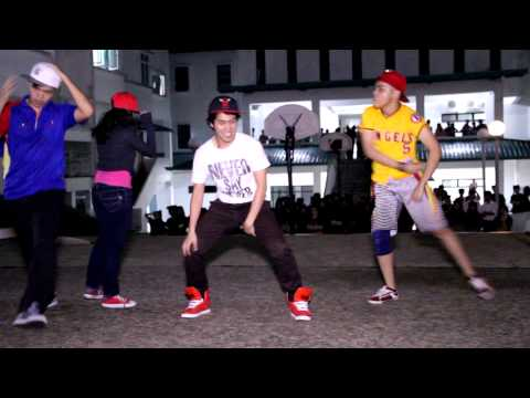 [HD] UNIMAS Kolej Bunga Raya Showcase 2013 – Modern Dance