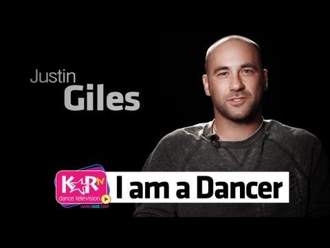 I am a Dancer :Justin Giles