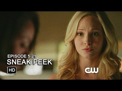 The Vampire Diaries 5.21 Clip