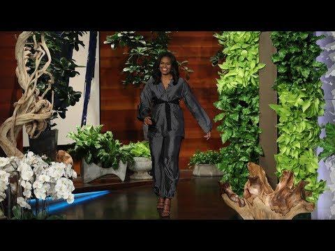 Michelle Obama Describes Malia's Heavily Guarded Prom Send-Off