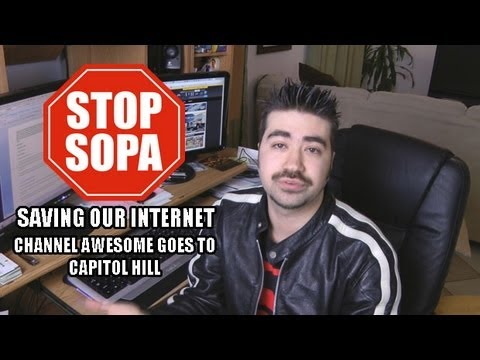 stop sopa - Watch the Informational Video Here: http://www.americancensorship.org For more visit: http://www.angryjoeshow.com.
