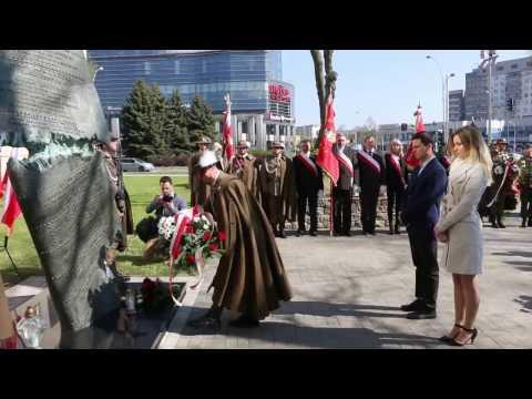 7. Rocznica Katastrofy Smoleńskiej – obchody w Rzeszowie 10.04.2017 r.