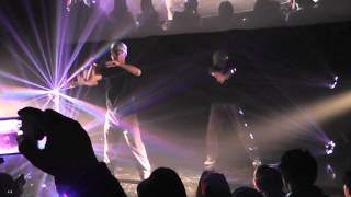 The one vol.1 gest showcase temporary [dance battle in okinaw]