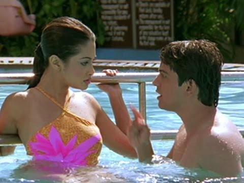 Riya Sen - Watch the hot & sexy Riya Sen triying to get close with Manish Nagpal while swimming from 3 Bachelors. To watch more log on to http://www.erosnow.com/ For al...