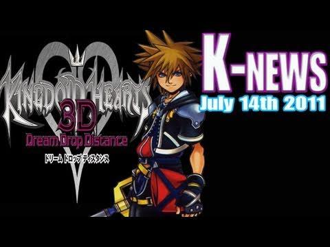 preview-NEWS: Kingdom Hearts 3DS News, Netflix arrives on 3DS & Crytek on Wii U (Kwings)