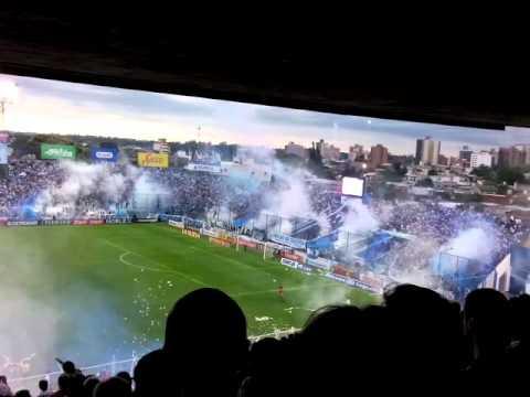 fecha 5: Recibimiento contra Atlético Rafaela - La Inimitable - Atlético Tucumán