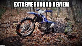 4. Extreme Enduro 2016 Yamaha TTR230 Review - Hillclimbs, Deep Swamps, Single Track + Stuck in Mud!