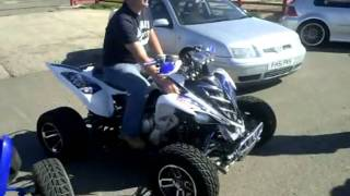 Video yamaha raptor 700 turbo vs yamaha raptor 1000cc MP3, 3GP, MP4, WEBM, AVI, FLV Agustus 2017