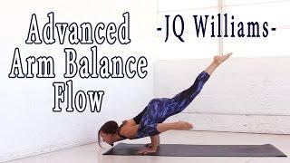 Video Advanced Arm Balance Yoga Flow with JQ MP3, 3GP, MP4, WEBM, AVI, FLV Maret 2018