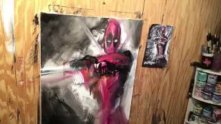 """DEADPOOL"" Timelapse"