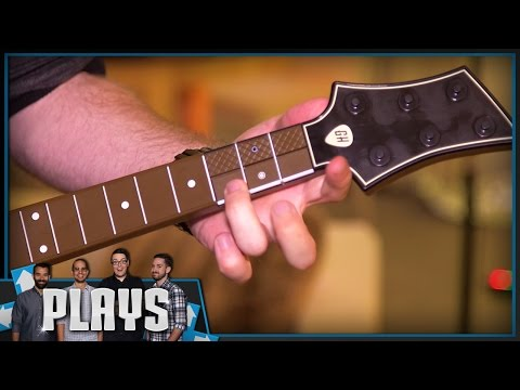 Let's Play the New Guitar Hero Live! – Kinda Funny Plays