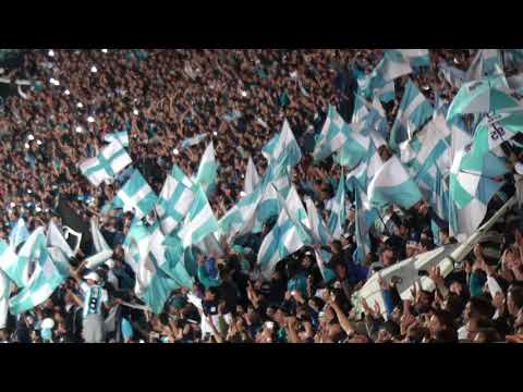 Himno Argentino - Racing 0 - 0 Corinthians - Copa Sudamericana - La Guardia Imperial - Racing Club - Argentina - América del Sur
