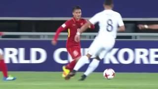Video VIETNAM vs FRANCE ( 2-0 ) ||  U20 WORLD CUP 2017 Highlights MP3, 3GP, MP4, WEBM, AVI, FLV September 2018