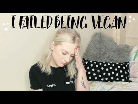 I FAILED BEING VEGAN | EMILY ROSE
