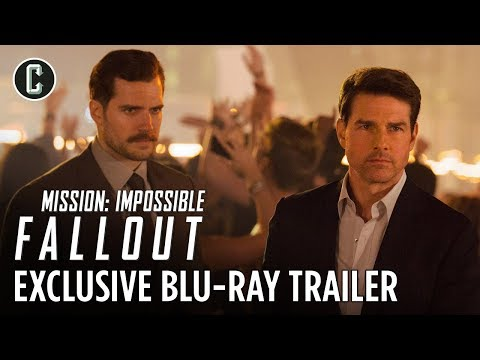 Mission: Impossible – Fallout Blu-ray Trailer