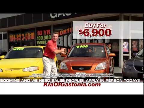 KIA Of Gastonia | New And Used KIA Dealer In North Carolina